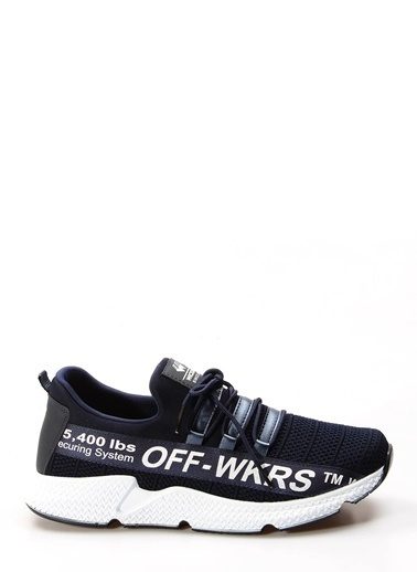Wickers Sneakers Lacivert